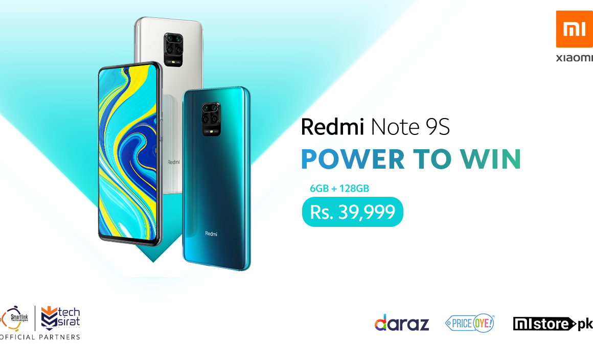 Introducing Redmi Note 9s Power To Win Page3