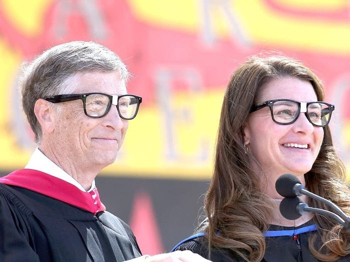 Bill and Melinda Gates Announce Their Divorce After 27 Years of Marriage!